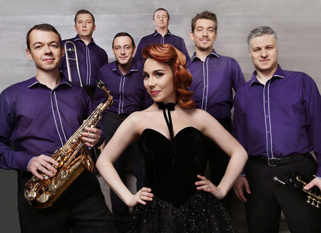Kонцерт Jazz Dance Orchestra в клубе Игоря Бутмана 14 октября